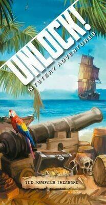 Unlock! Mystery Adventures: The Tonipal's Treasure
