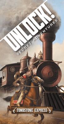 Unlock! Secret Adventures: Tombstone Express