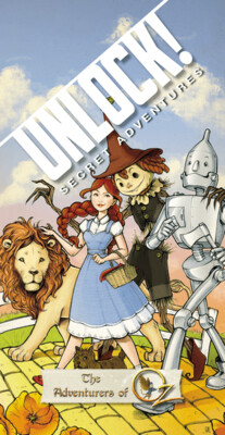 Unlock! Secret Adventures: The Adventurers Of OZ