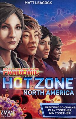 Pandemic: Hot Zone- North America