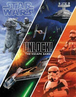 Unlock! Star Wars The Escape Games