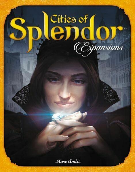Splendor: Cities Of Splendor (Expansion)