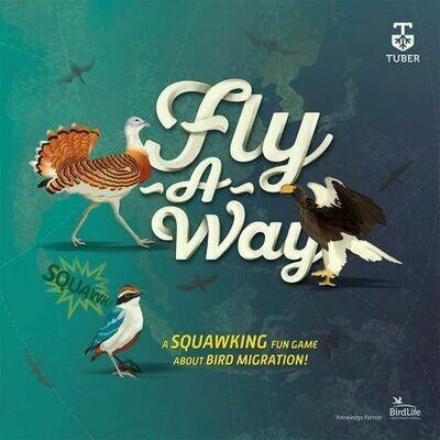 Fly-A-Way (Kickstarter: Birder's Delight Pledge)