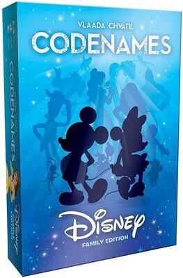 Codenames: Disney – Family Edition