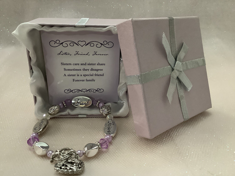 Expressively Yours Bracelet - Sister