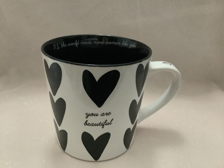 Bone China Mug - You Are Beautiful