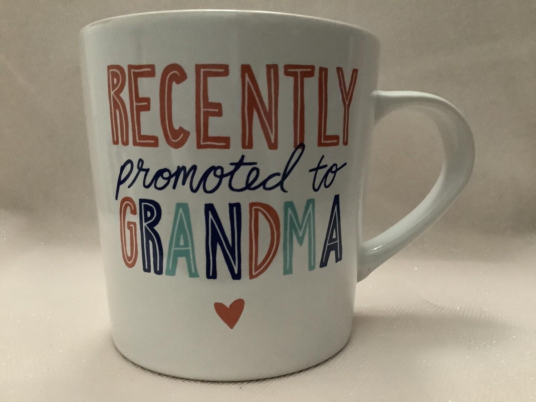 Promoted Grandma Coffee Mug