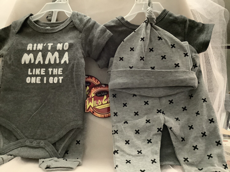 Baby Clothing Set - Ain't No Mama Like the One I Got 0/3M