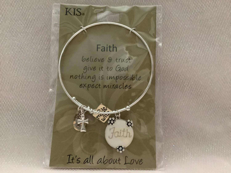 Symbology Bracelets - Family Themed Faith