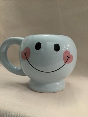 Smiley Mug Blue