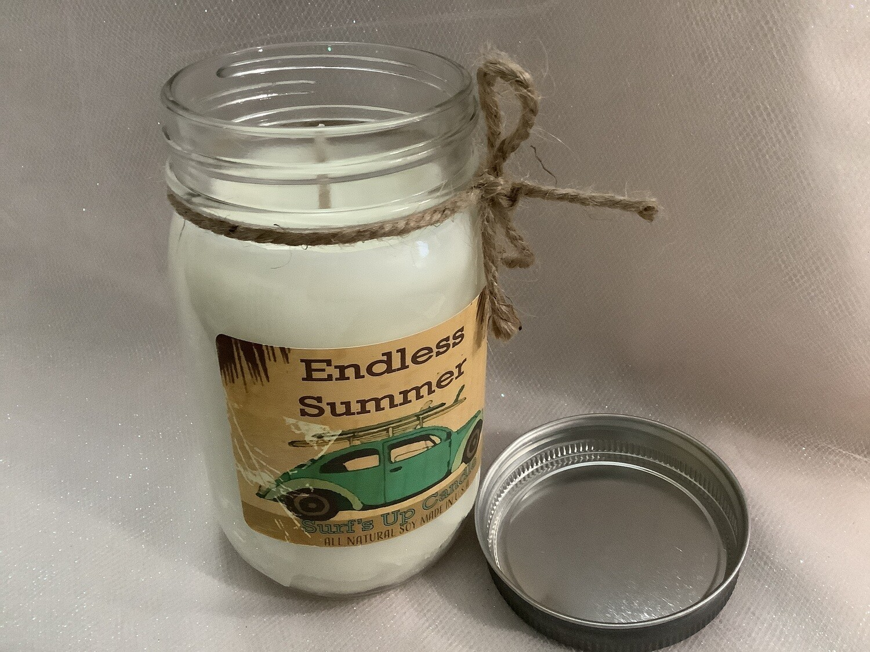 ENDLESS SUMMER VINTAGE JAR CANDLE
