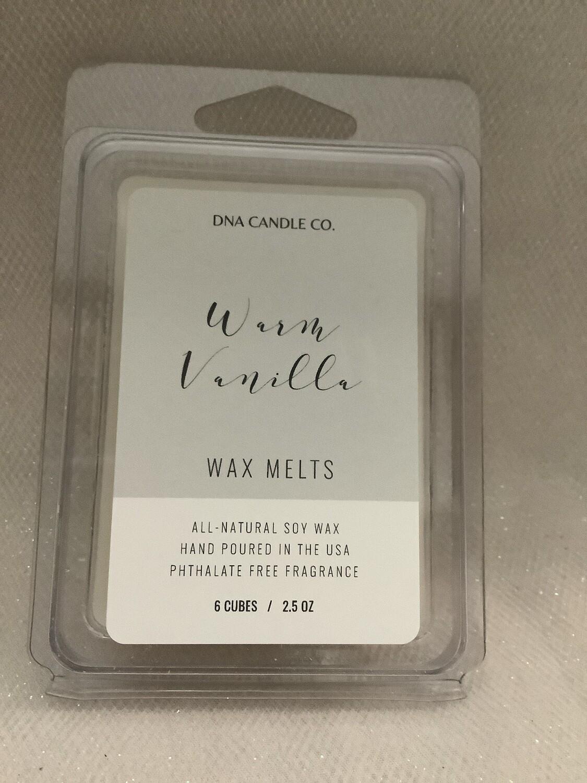 WAX MELTS WARM VANILLA