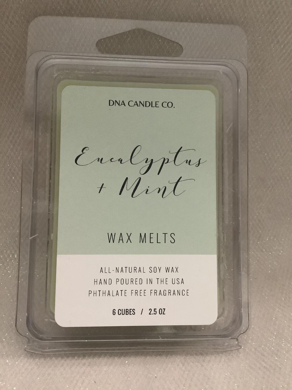 WAX MELTS EUCALYPTUS+MINT