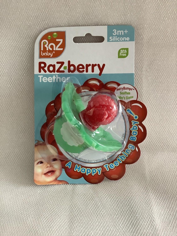 RAZ TEETHER-RED