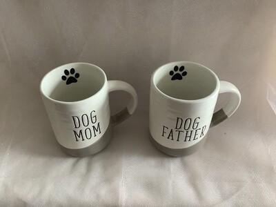 CERAMIC DOG COFFEE MUG