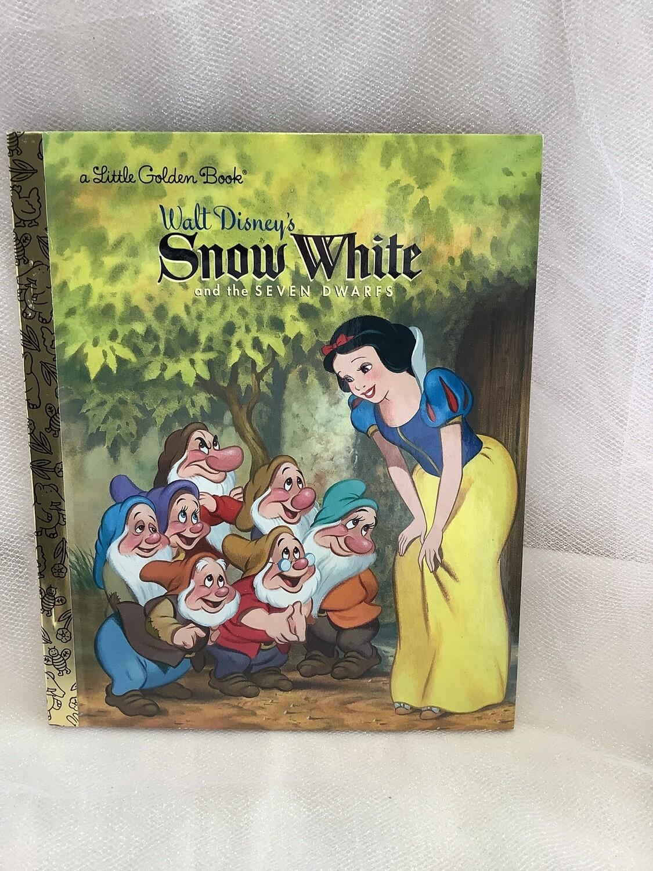 GOLDEN BOOKS SNOW WHITE