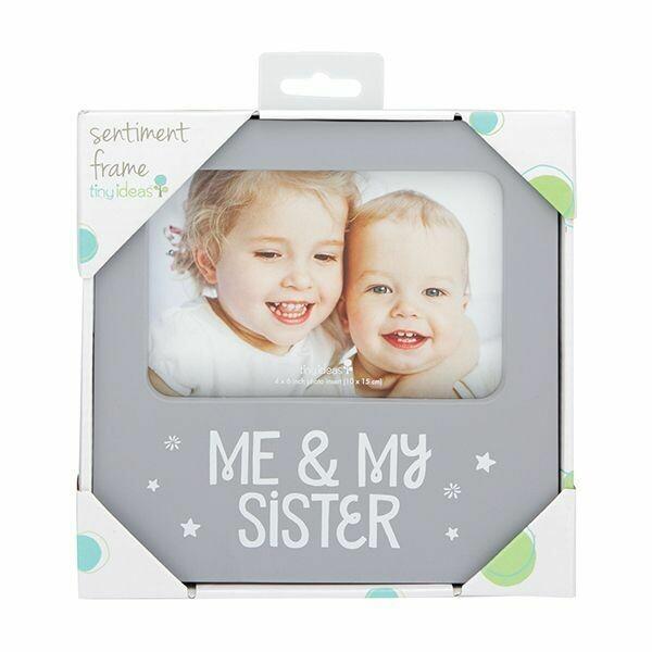 ME & MY SISTER FRAME