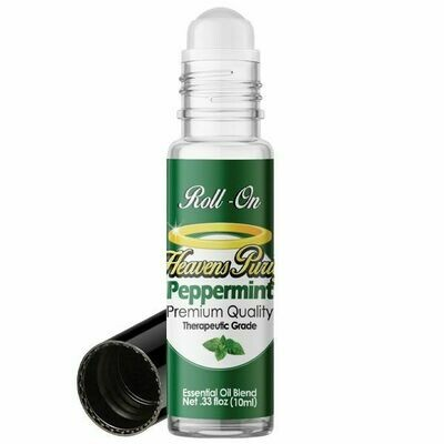 ESSENTIAL OIL BLEND ROLL ON PEPPERMINT