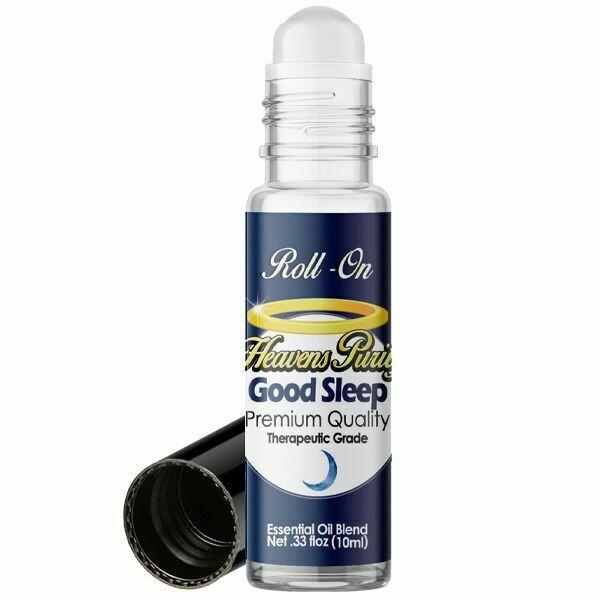 ESSENTIAL OIL BLEND ROLL ON GOOD SLEEP
