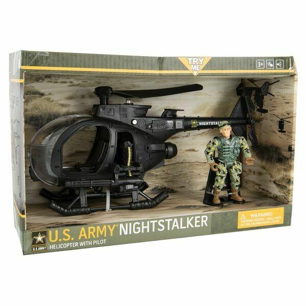 U.S. ARMY NIGHTSTALKER