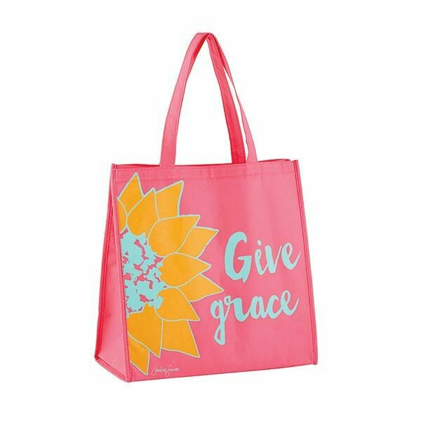 TOTE BAG--GIVE GRACE