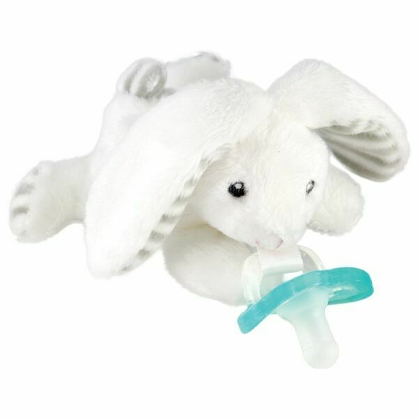 JOLLYPOP PACIFIER--COCO BUNNY REMOVABLE PACIFIER