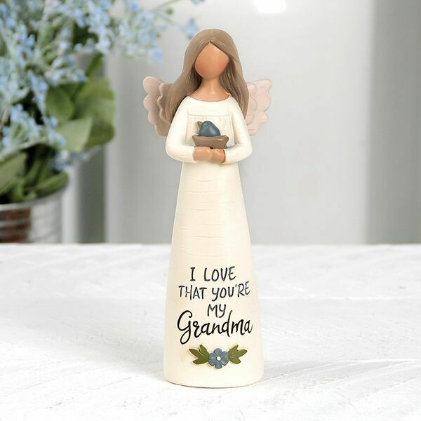 GRANDMA ANGEL-LOVE THAT YOU CARE MY GRANDMA