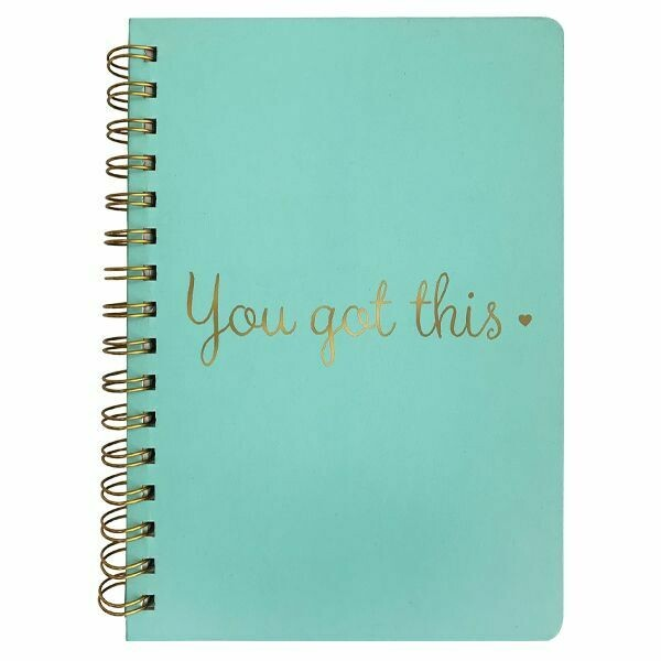 """8.5"""" JOURNAL--YOU GOT THIS"""