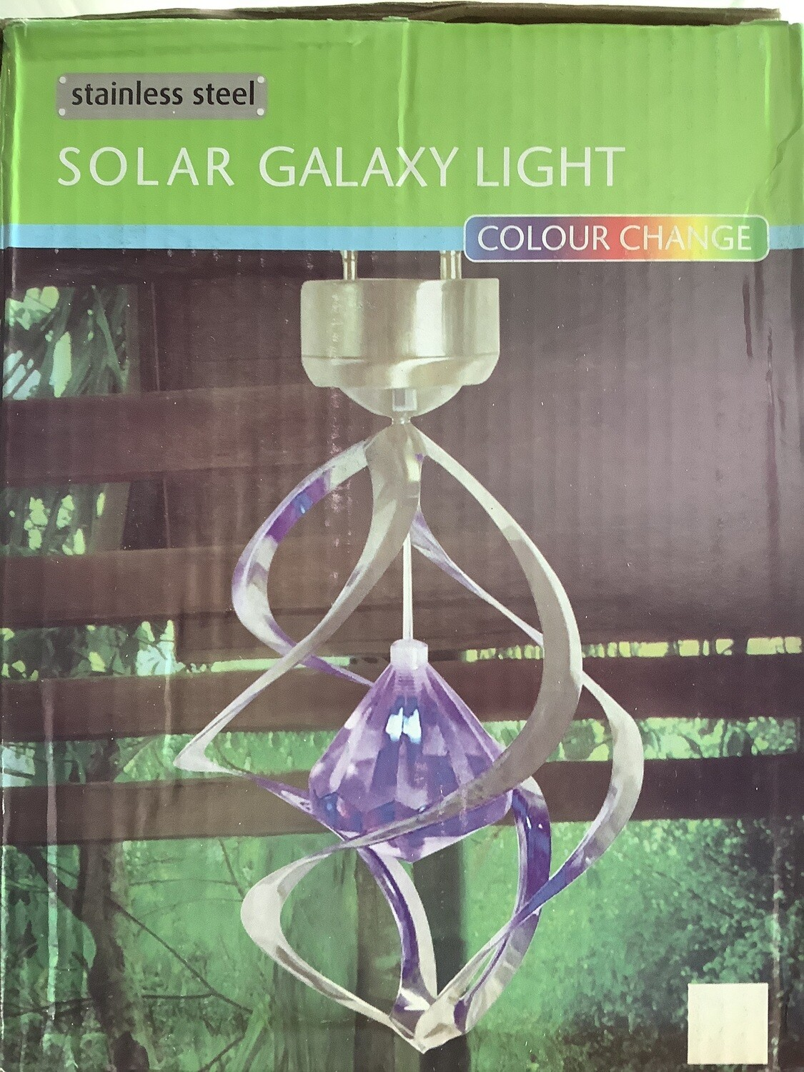 LED COLOR CHANGING WINDCHIME