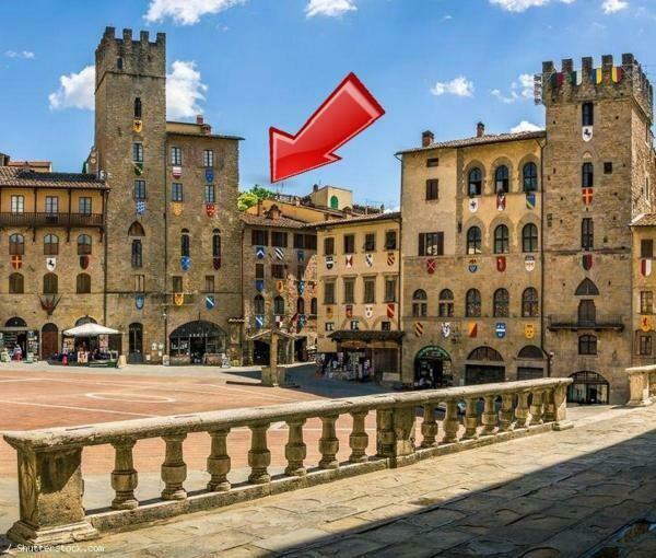 Soggiorno Arezzo 2 persone Suite pensione completa