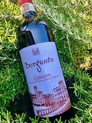 Chianti Borgunto Colli Aretini 6 bottiglie