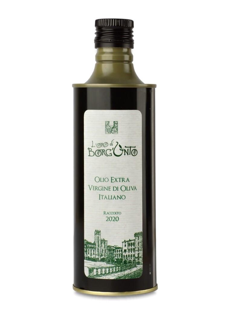Olio toscano Borgunto Colli Aretini 1 bottiglia