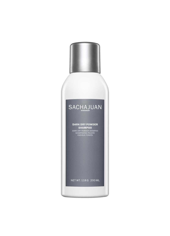 SACHAJUAN Dark Dry Powder Shampoo 200ML