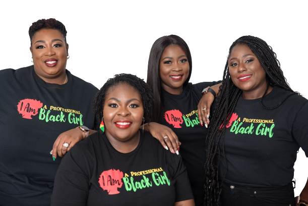 I Am a Professional Black Girl Graphic Tee