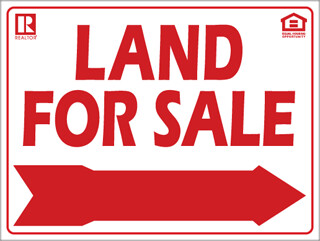 12x16 LAND FOR SALE W/LOGOS