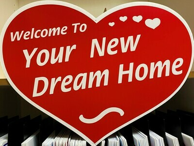WELCOME TO YOUR DREAM HOME