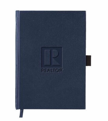 Executive Bound Journal - Blue Realtor