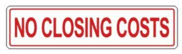 No Closing Costs