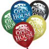 """BALLOONS """"OPEN HOUSE"""" INDIVIDUAL"""