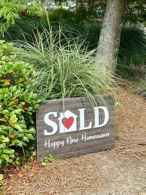 HAPPY NEW HOMEOWNER ✳ WE SAID YES