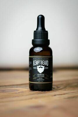 BEARD OIL - Spiced Sandalwood