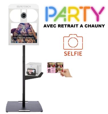 Borne Selfie PARTY