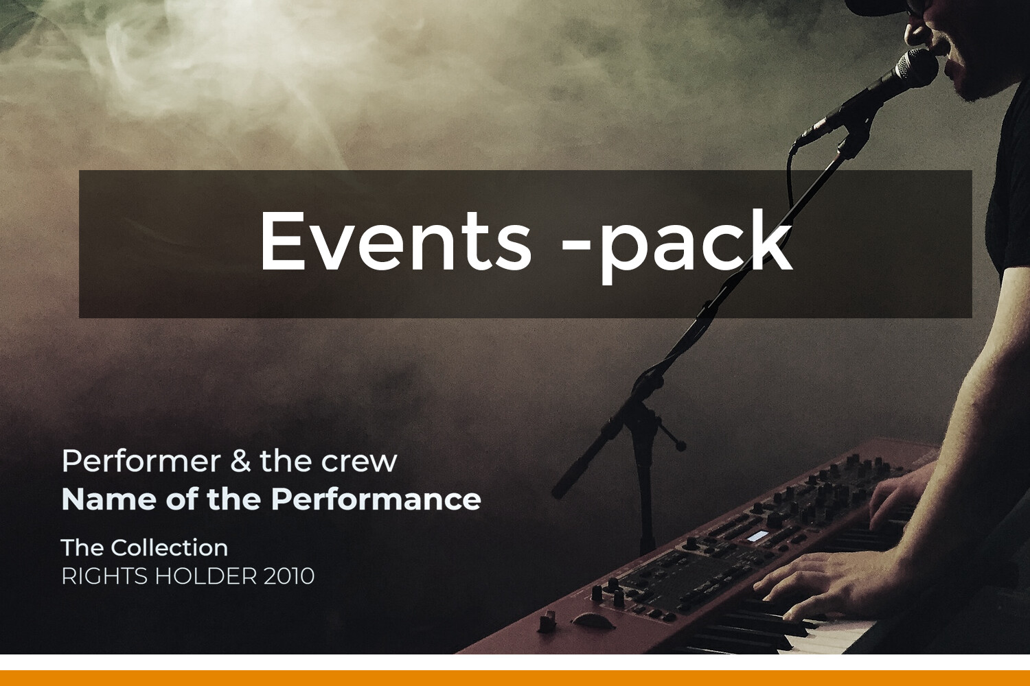 Events -Pack