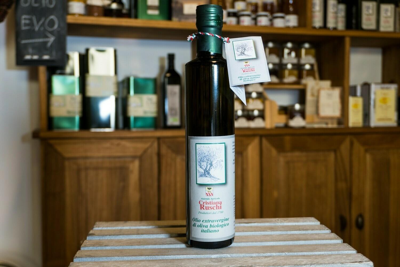 Olio Extra Vergine di oliva biologico 0,5l - Calci (Pi)