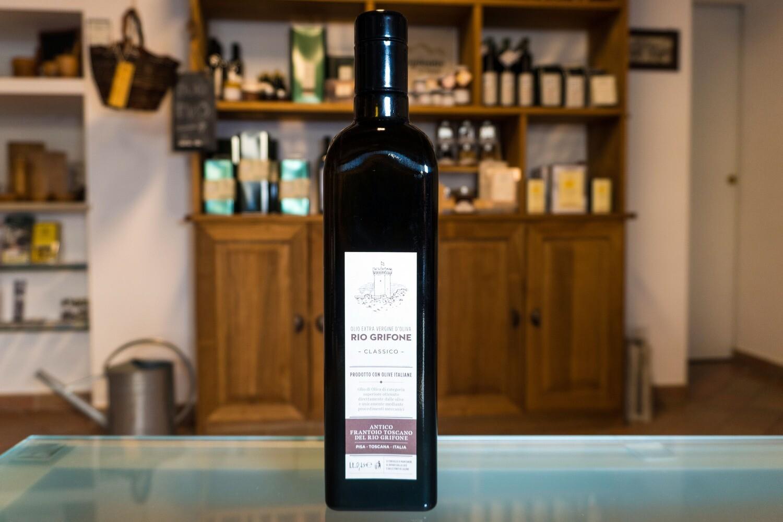 Olio Extra Vergine di oliva bottiglia da 0,75l - Vicopisano (Pi)
