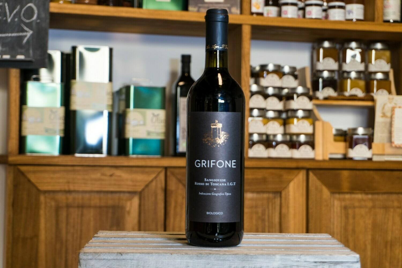 Vino Rosso Biologico Grifone - Vicopisano (Pi)