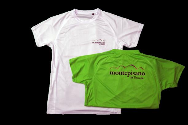 Maglietta Tecnica Outdoor - Monte Pisano
