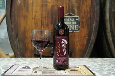 Cabernet 2016 – Vino Rosso IGT