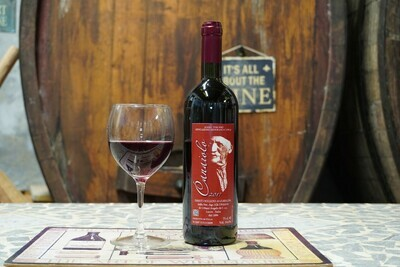 Canaiolo 2017 – Vino Rosso IGT
