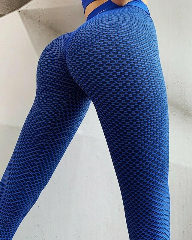 Tik Tok - leggings Bláar